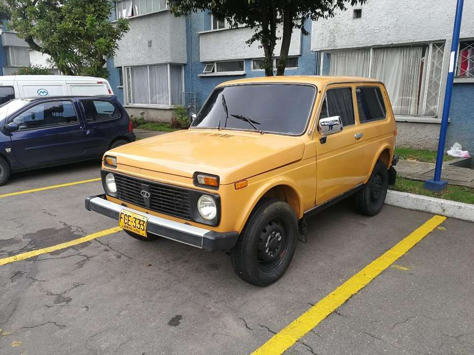 <strong>lada</strong> Niva 1980 - 49000 km