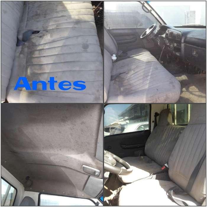 Limpieza de Auto, Muebles, Colchón