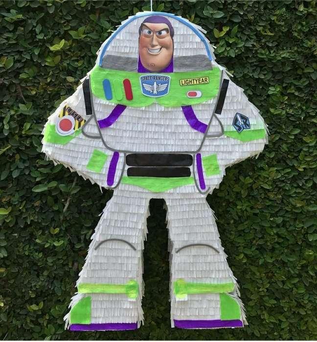 Piñata Toy Story Todos Los Personajes