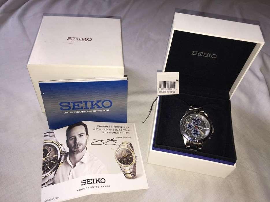 Reloj <strong>seiko</strong> 3 Maquinas Original