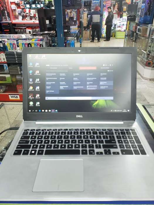 Oferta Lap Dell Inspiron I7 8va 24gb Ram