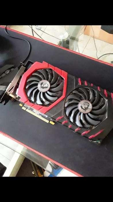 Rx 580 4gb Msi Gaming X