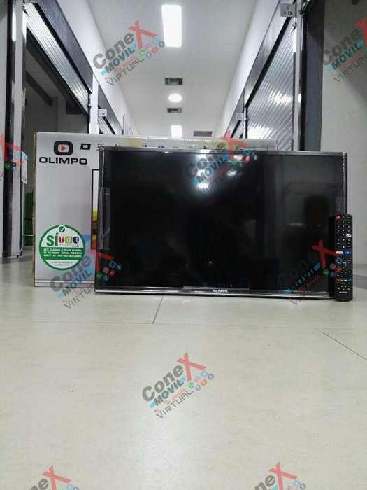 <strong>televisor</strong> Hd Olimpo de 83 Cm