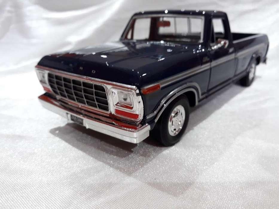 Ford F 150 Custom 1979