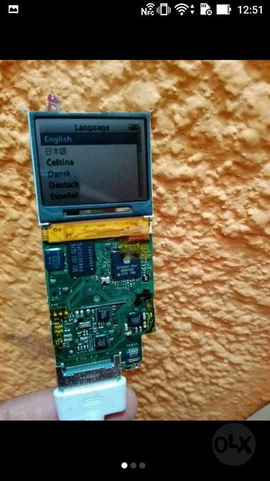 Repuesto para iPod Nano A1199 Seg Gen
