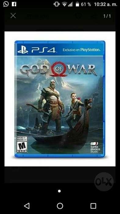 God Of War 4 para Ps4