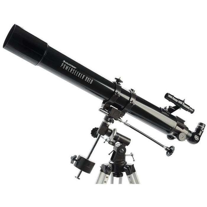 ¡Nuevo! Telescopio Celestron Powerseeker 80EQ 21048