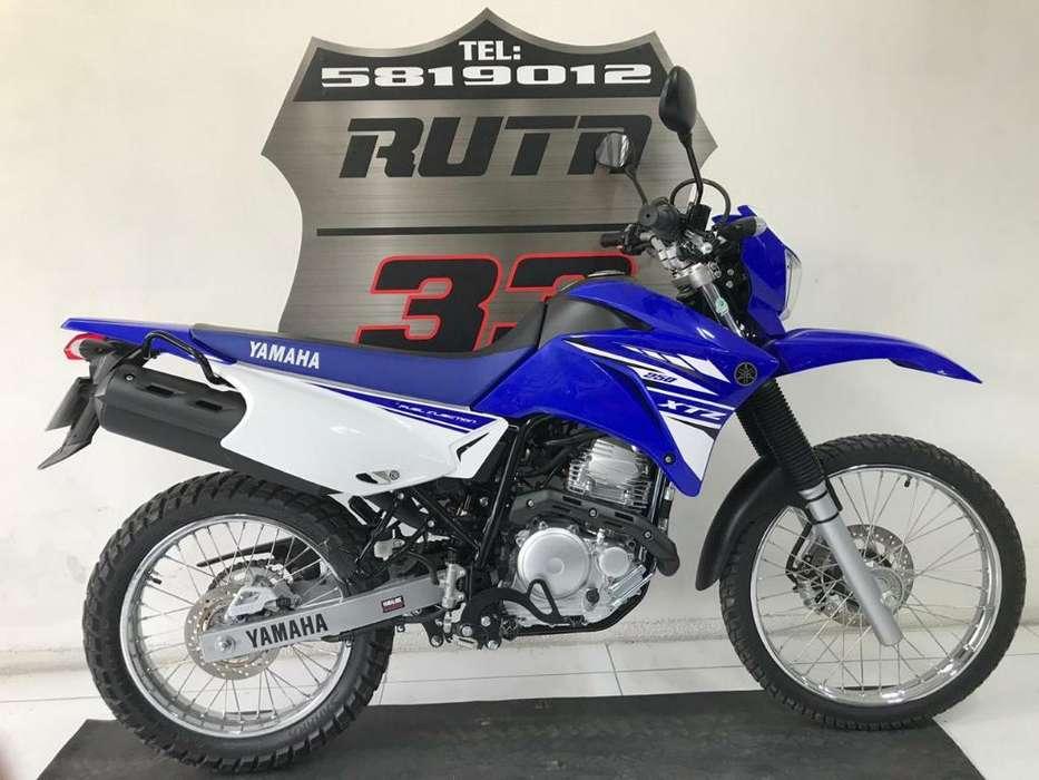 Yamaha Xtz 250 Modelo 2020 Solo 750 Klm