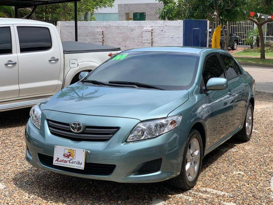 Toyota Corolla 2009 - 121000 km