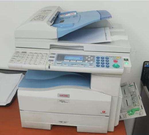 Vendo Impresora Ricoh 201 Multifunción