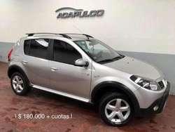 Renault Sandero Stepway  */  200000  Cuotas /*
