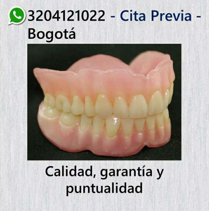 Prótesis Dentales Removibles