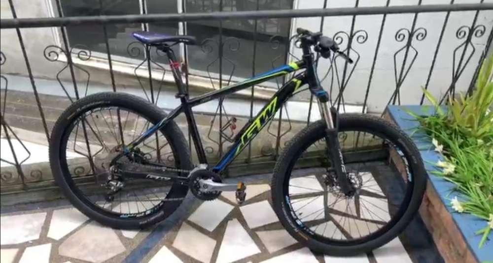 Espectacular Bicicleta Gw 9 Velocidades