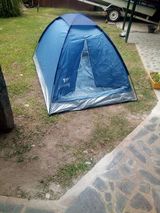 Vendo Carpa para Campings