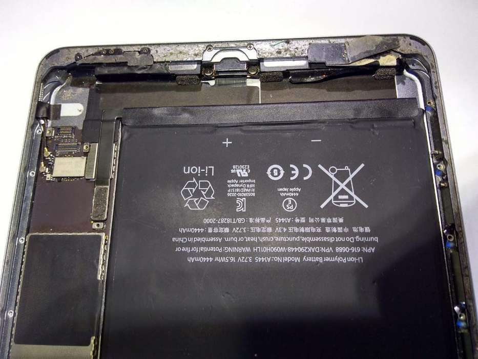 <strong>bateria</strong> para iPad Mini A1432refa1445