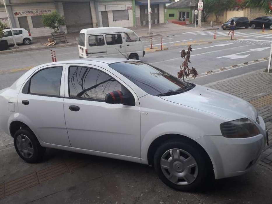Chevrolet Aveo 2009 - 102000 km