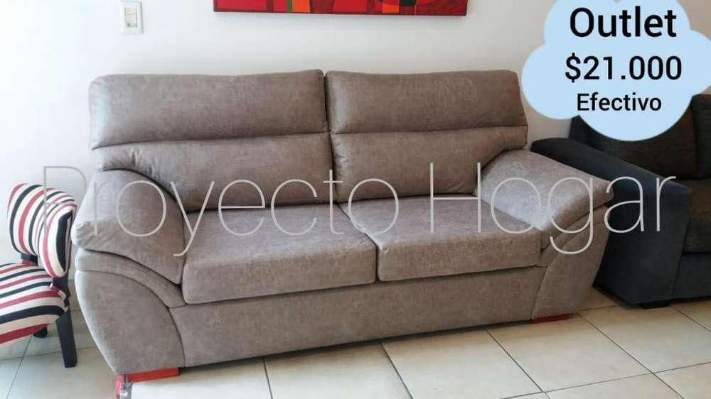 <strong>sofa</strong> 2 cuerpos Promo unico