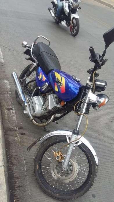 Moto Rx 100 Matricula de Pasto