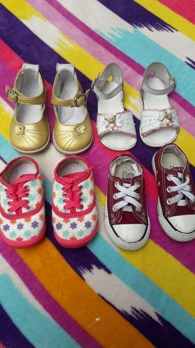 Zapatos Talla 20 21 Niña