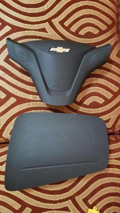 Kit Airbags Chevrolet Sail