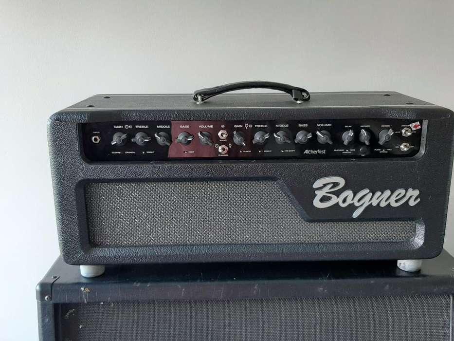 Amplificador Bogner Alcherist