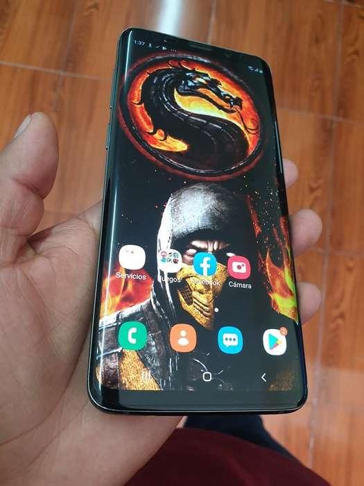 Samsung S9 plus a toda prueba fotos originales