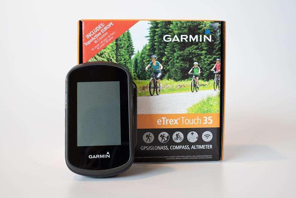 Garmin Etrex Touch 35 (nuevo)