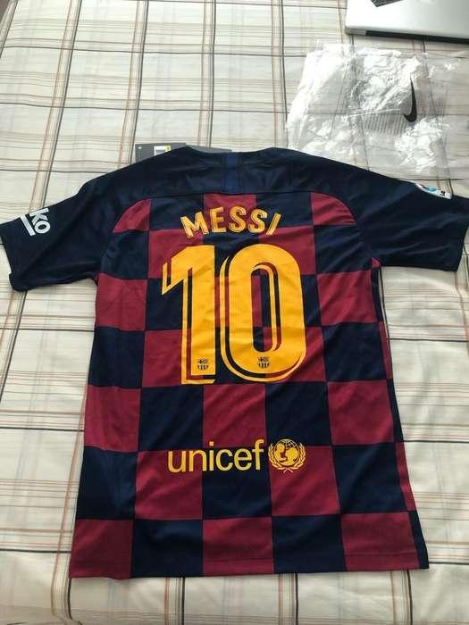 Barça , La Liga Badges, Messi 10