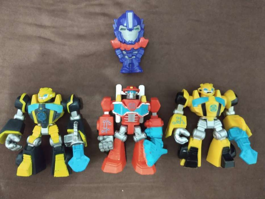 Transformers Kids - Lote Completo