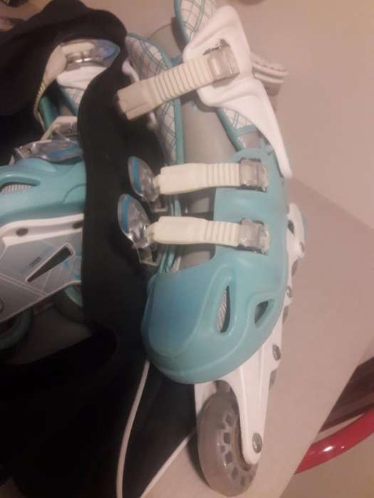 Patines para Nena Talle 34 a 37
