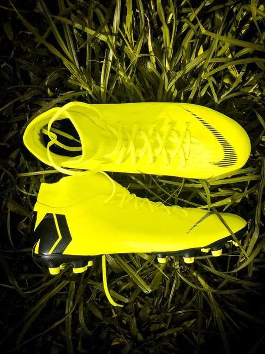 Botines Nike Mercurial Futbol 11