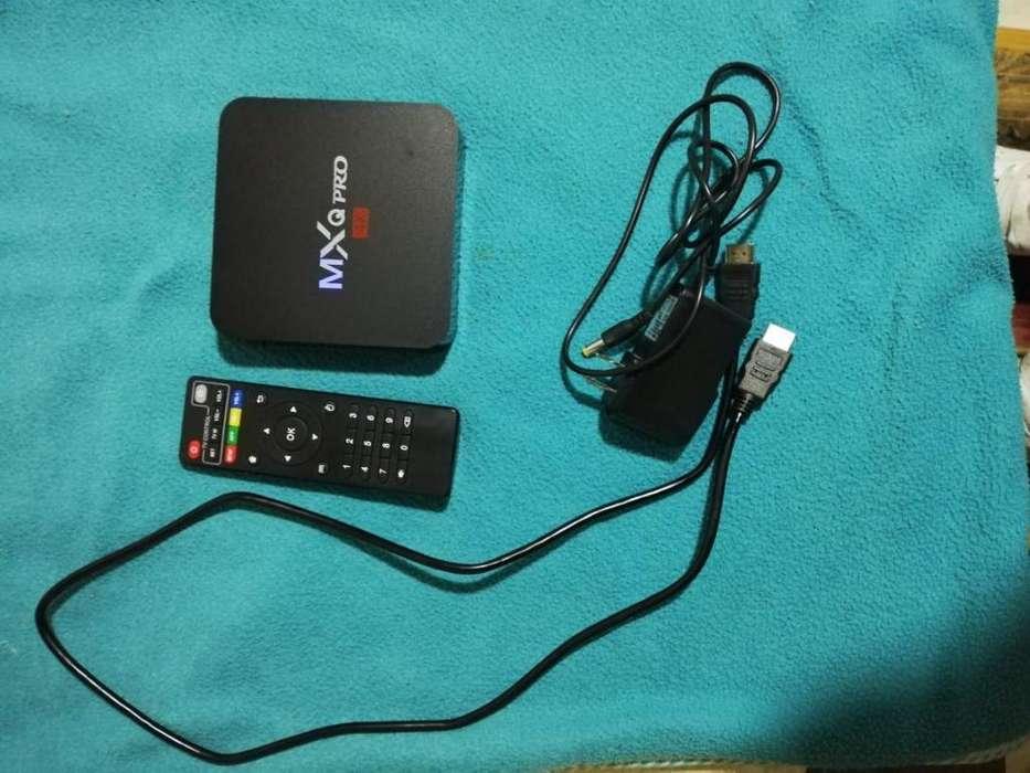 Convertidor a Smart Tv Box 4k Pro 16 Gb