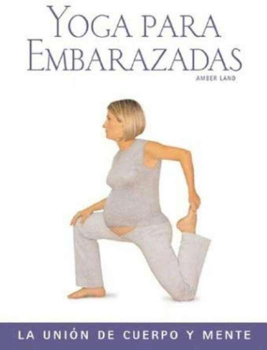 Libro Yoga para Embarazadas