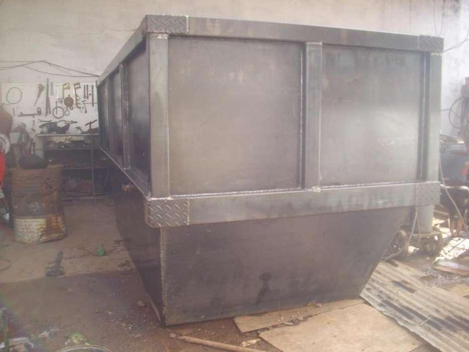 fabricaciones y repararaciones de volquetes y equipos porta volquetes