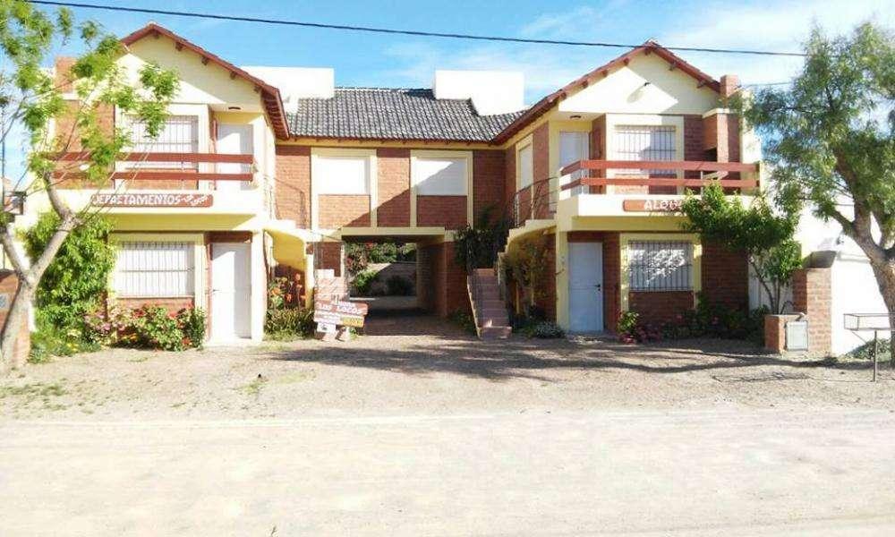 lw62 - Departamento para 2 a 6 personas con cochera en Las Grutas