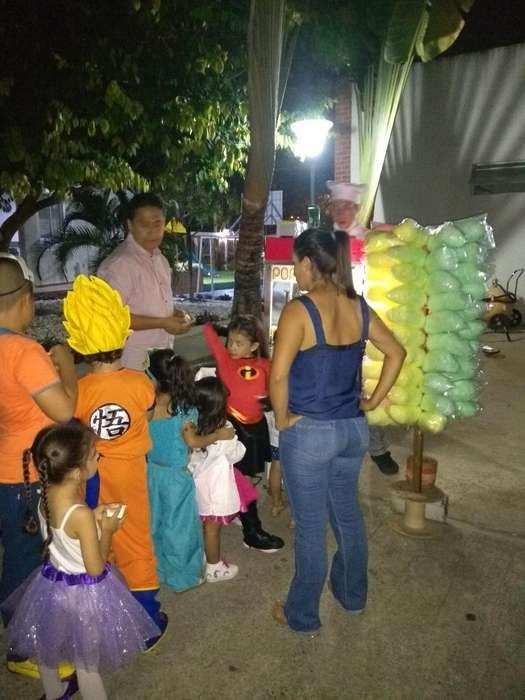Alquilamos para Eventos Infantiles
