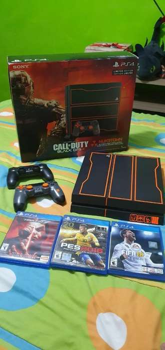Play Station 4 Black Ops 3
