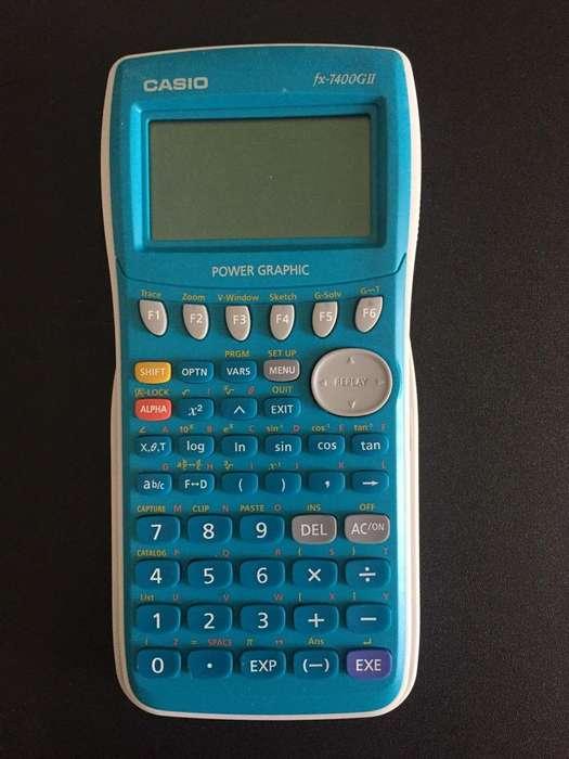 Casio Graphic 7400Gii