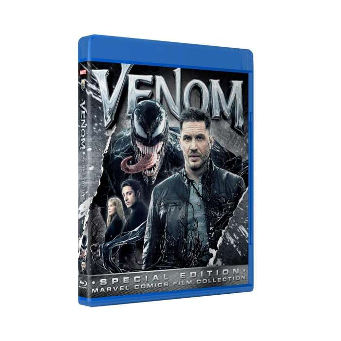 Venom - Bluray Latino/ingles Subt Español