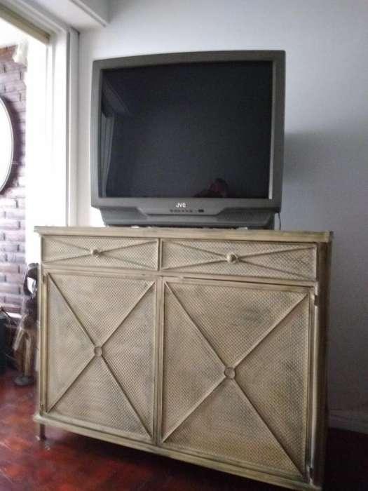 Mueble de TV Hierro OPORTUNIDAD !!!
