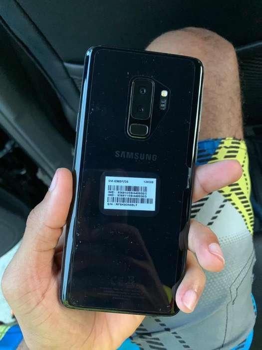 S9 Plus de 128 Gb