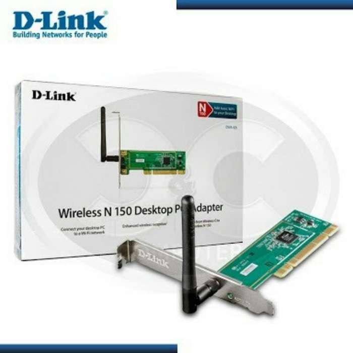 Tarjeta Pci Wifi Dlink Dwa525 150mbps