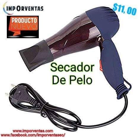 SECADORA DE <strong>pelo</strong>