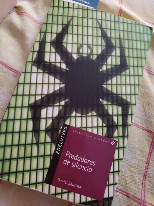Predadores Del Silencio, Daniel Bautista
