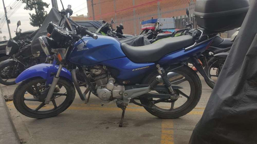 Moto Honda 2011