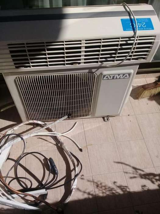 Split ATMA frio calor 3500 frigorias