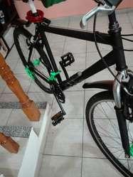 Bicicleta Como Nueva Mtb con Suspencion