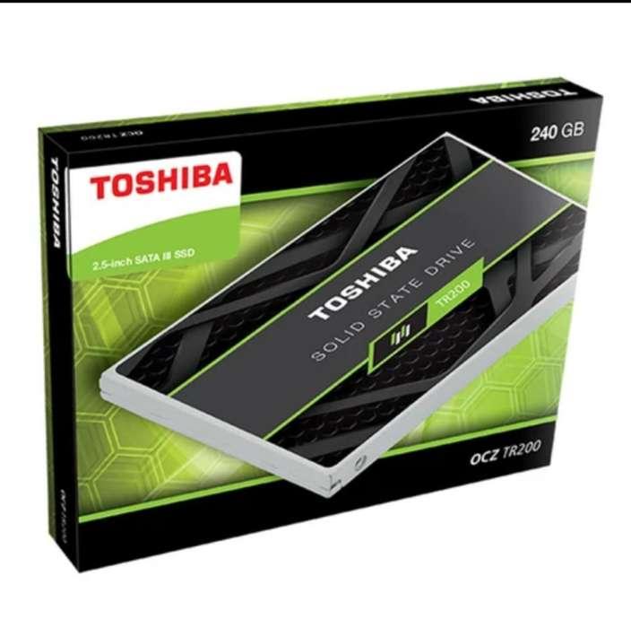 Dusco Duro Ssd 240gb Toshiba