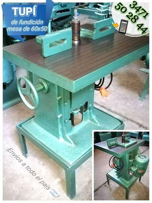 TUPÍ DE FUNDICIÓN ø máquinas de carpintería ø fábrica de muebles ø