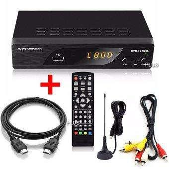 Decodificador TDT Antena Cable Hdmi Control
